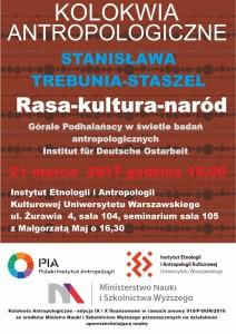 X Kolokwia 21 marc Warszawa
